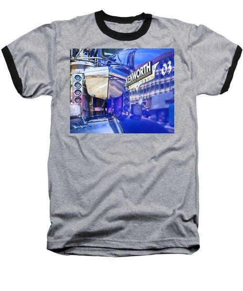 Reflecting On A Kenworth Baseball T-Shirt