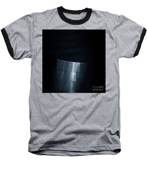 Reflecting On Gehry Baseball T-Shirt