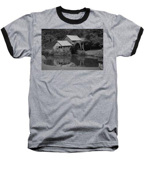 Reflecting The Mill Baseball T-Shirt
