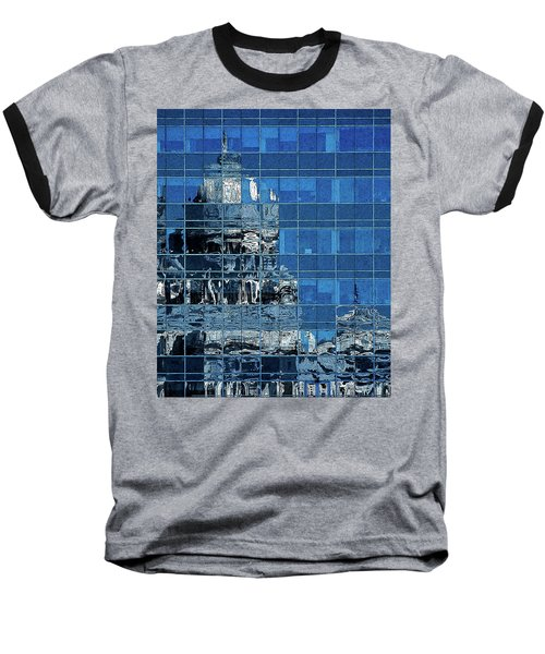 Reflection And Refraction Baseball T-Shirt