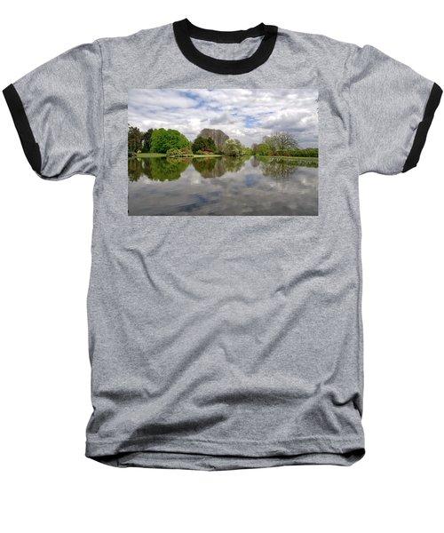 Reflection Baseball T-Shirt