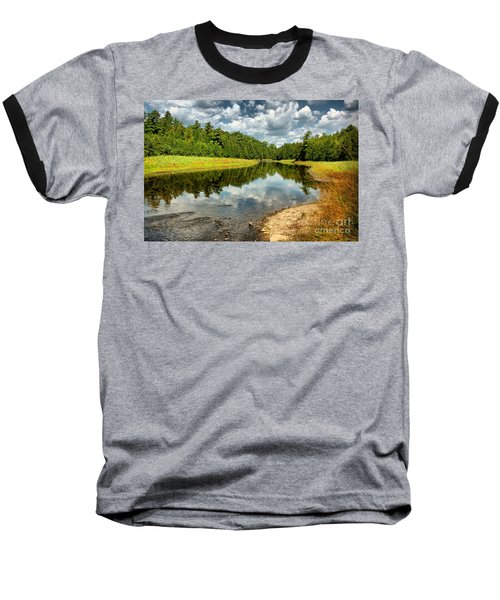 Reflection Of Nature Baseball T-Shirt
