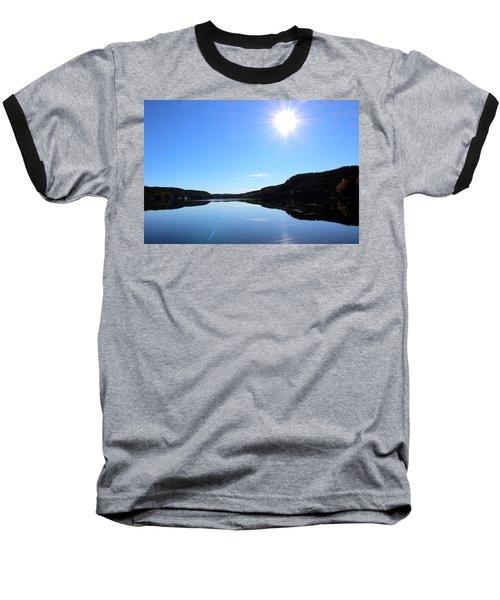 Reflection Of The Lake Baseball T-Shirt