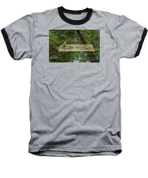 Reflection Of The Past Baseball T-Shirt