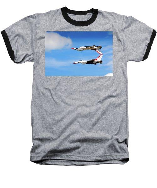 Reflection Pass Baseball T-Shirt
