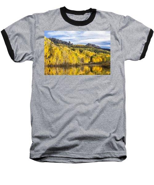 Reflection With Ophir Needles II Baseball T-Shirt