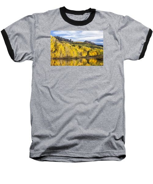 Reflection With Ophir Needles II Baseball T-Shirt