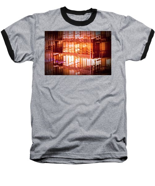 Reflectionary Phase Baseball T-Shirt