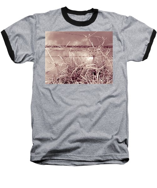 Baseball T-Shirt featuring the photograph Reflections 1 by Mukta Gupta