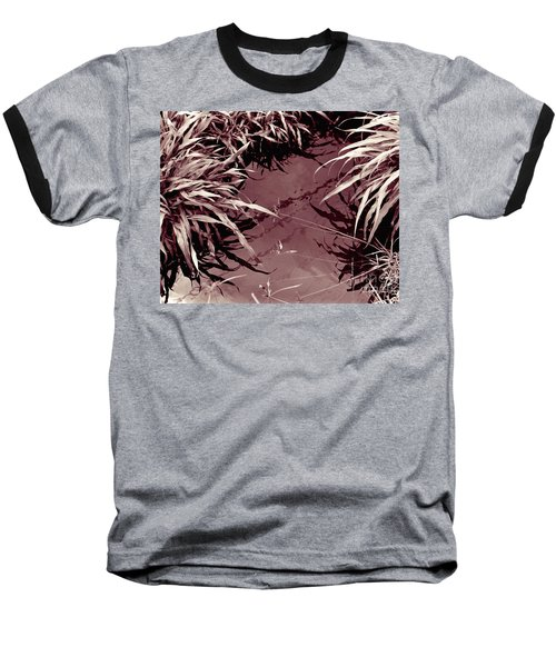 Baseball T-Shirt featuring the photograph Reflections 2 by Mukta Gupta