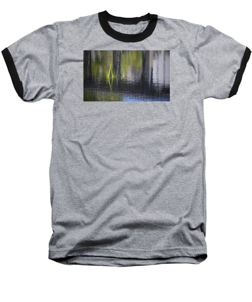 Reflections Accents Baseball T-Shirt by Morris  McClung