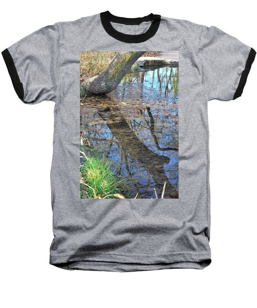 Reflections I Baseball T-Shirt