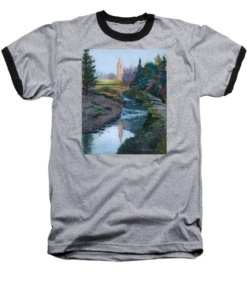 Reflections In History Baseball T-Shirt