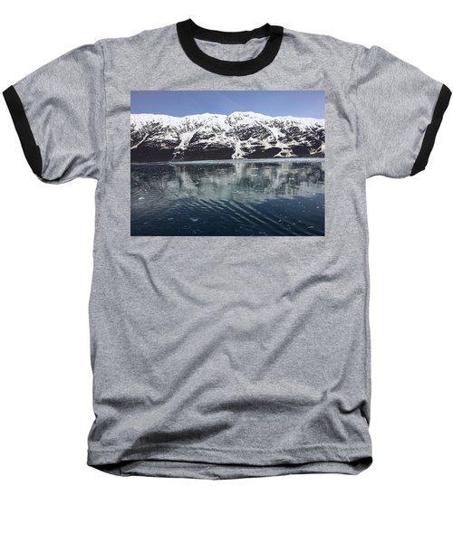 Reflections In Icy Point Alaska Baseball T-Shirt