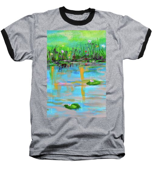 Reflections In Spring Baseball T-Shirt