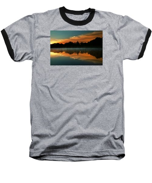 Reflections Of Beauty Baseball T-Shirt