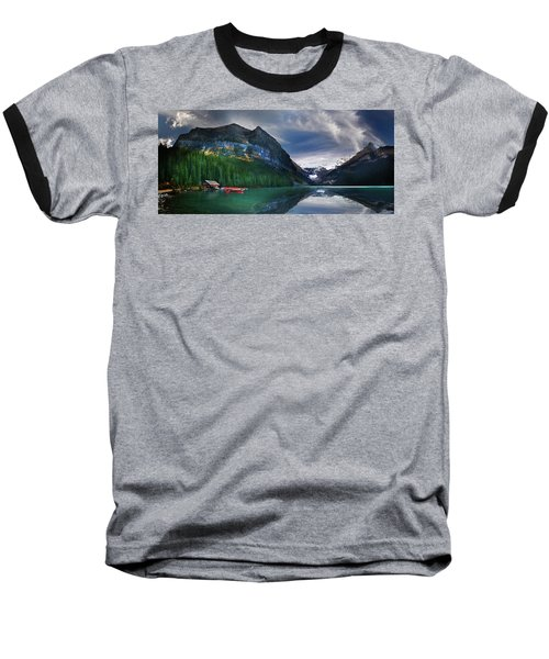 Baseball T-Shirt featuring the photograph Reflections Of by John Poon