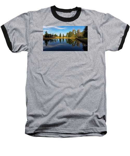 Reflections Of Life Baseball T-Shirt