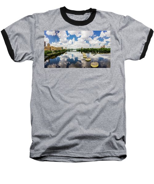 Reflections Of Minneapolis Baseball T-Shirt