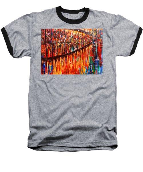 Reflections Of My Childhood Baseball T-Shirt