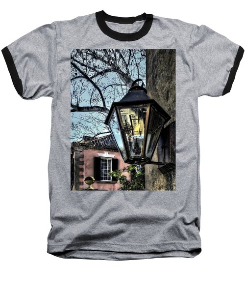 Baseball T-Shirt featuring the photograph Reflections Of My Life by Jim Hill