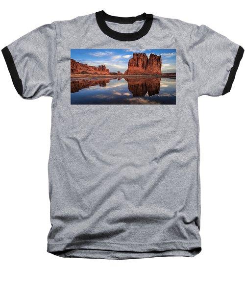 Reflections Of Organ Baseball T-Shirt