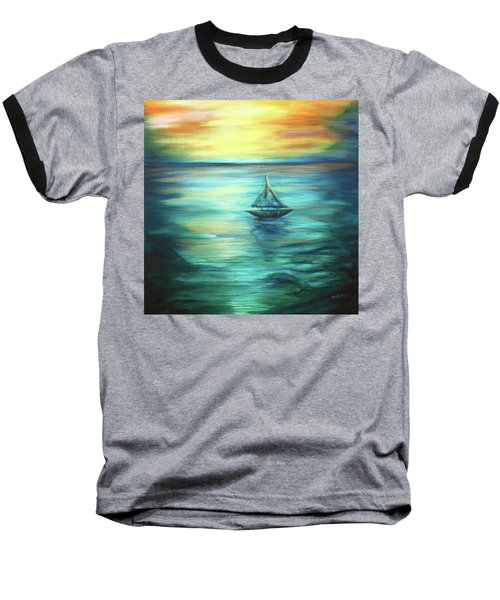 Reflections Of Peace Baseball T-Shirt