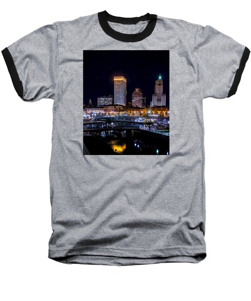 Reflections Of Providence Baseball T-Shirt