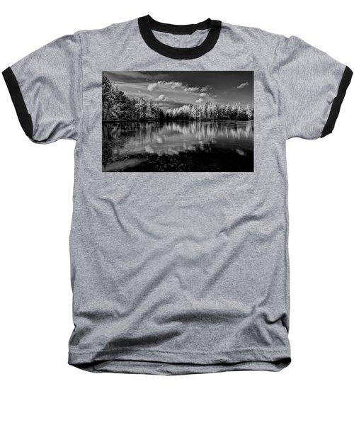Reflections Of Tamaracks Baseball T-Shirt