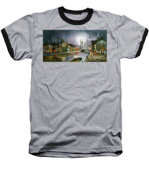 Reflections Of The Black Country Baseball T-Shirt