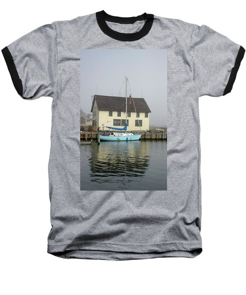 Reflections Of The Boat Builder Baseball T-Shirt