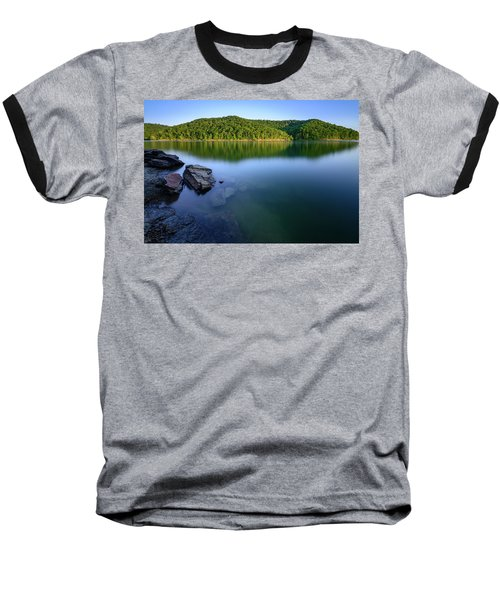 Reflections Of Tranquility Baseball T-Shirt