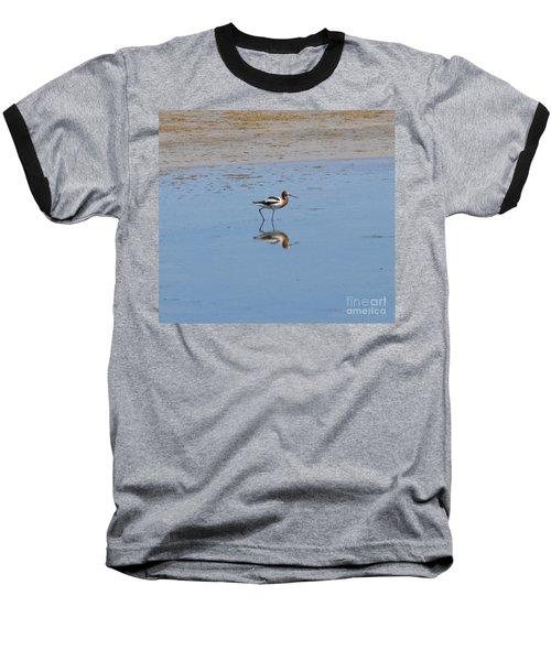 Reflections On The Great Salt Lake Baseball T-Shirt