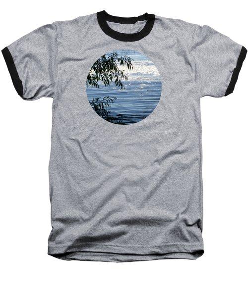 Reflections On The Lake Baseball T-Shirt