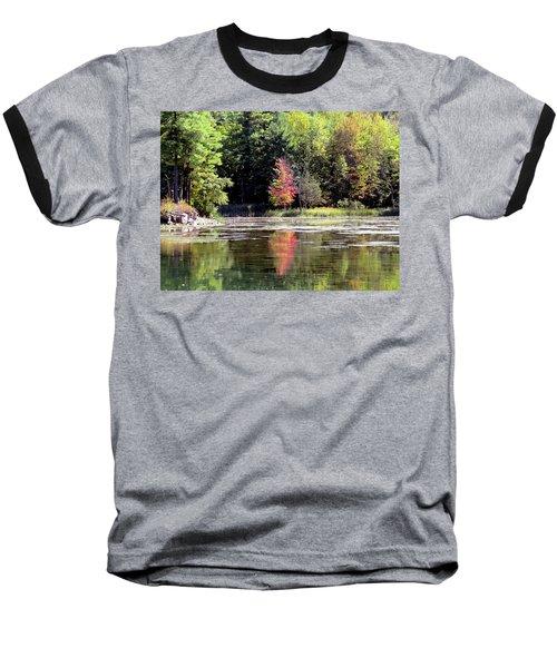 Reflections On The Rift Baseball T-Shirt