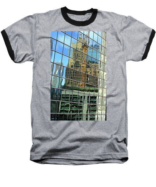 Reflective Chicago Baseball T-Shirt