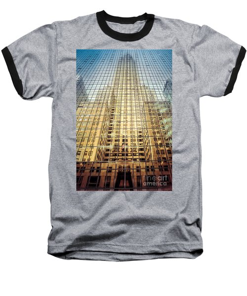 Reflective Empire Baseball T-Shirt