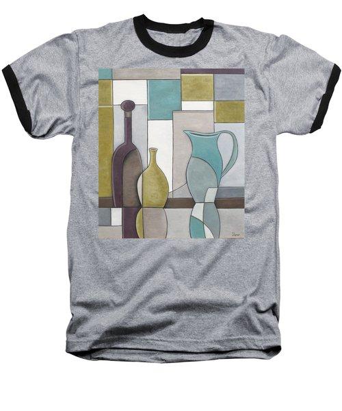 Reflectivity Baseball T-Shirt