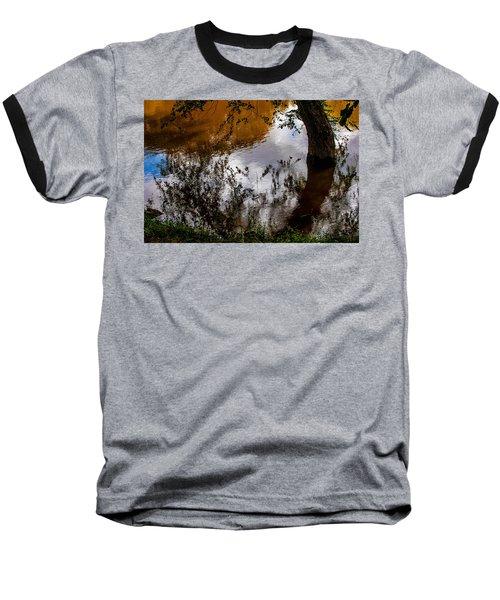 Refraction And Reflection Baseball T-Shirt