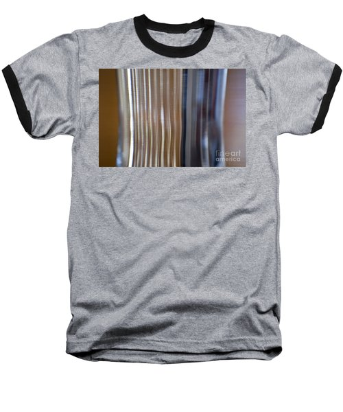 Refraction In Glass Baseball T-Shirt