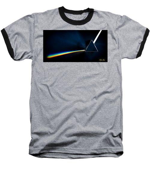 Refraction  Baseball T-Shirt