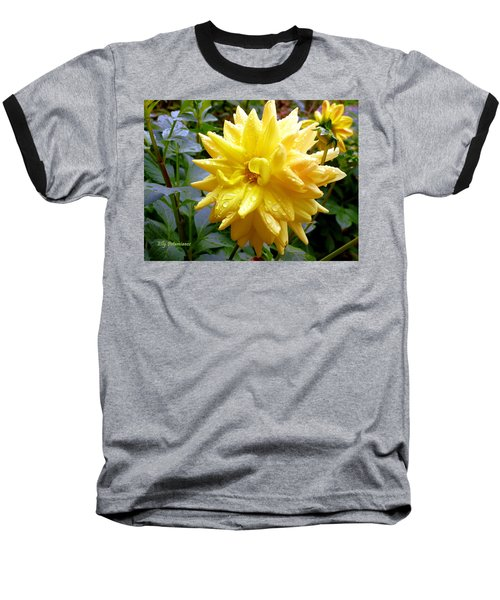 Refreshed Dahlia  Baseball T-Shirt