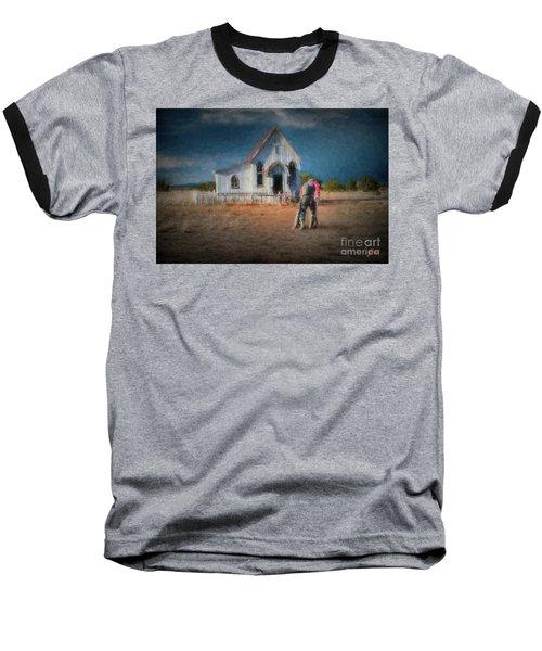 Refuge Baseball T-Shirt