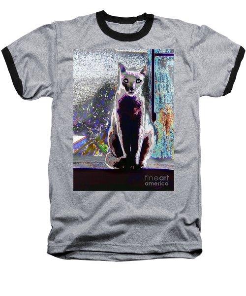 Regal Puss Baseball T-Shirt