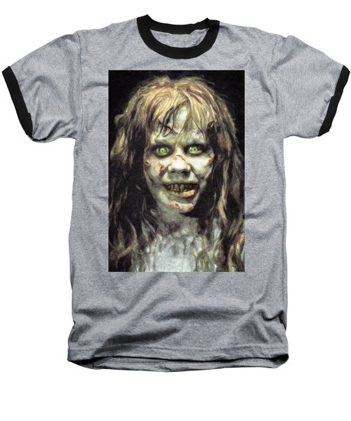 Regan Macneil Baseball T-Shirt