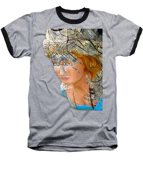 Regina Figurehead Baseball T-Shirt
