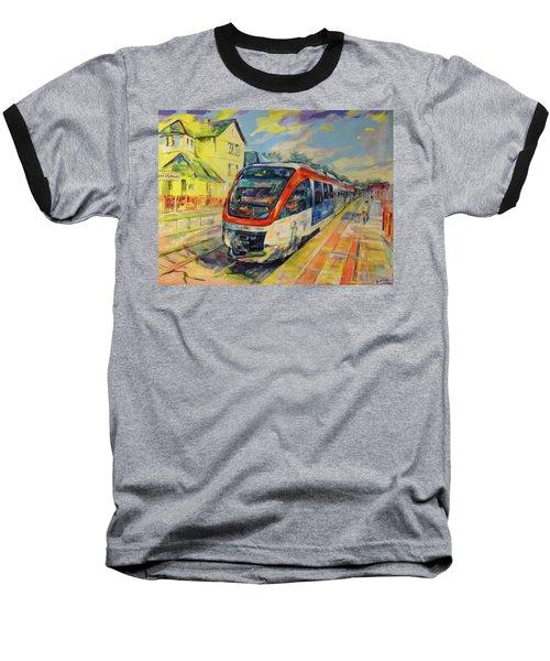 Regiobahn Mettmann Baseball T-Shirt