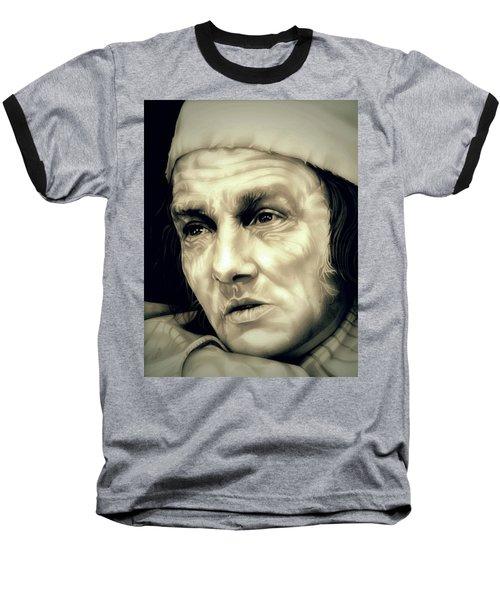 Regret Scrooge Baseball T-Shirt