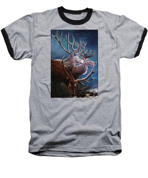 Reindeers Baseball T-Shirt