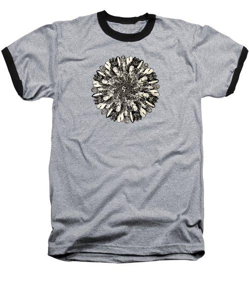 Reinventing The Wheel Baseball T-Shirt